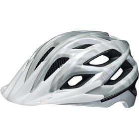 KED Companion Kask rowerowy szary/biały